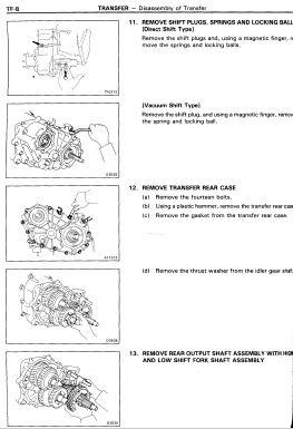 Toyota Repair Diagrams - Wiring Diagrams Dash