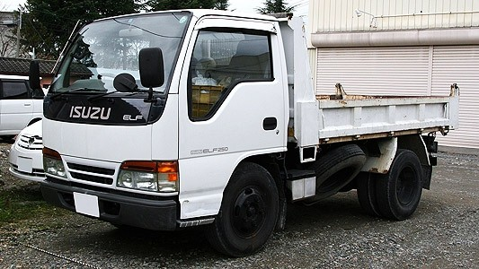 Isuzu N-Series ELF Truck Factory Workshop Manual