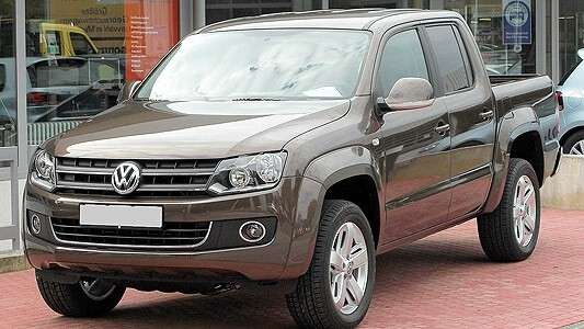 Volkswagen Amarok Model Years 2010 to 2018 Repair Manual