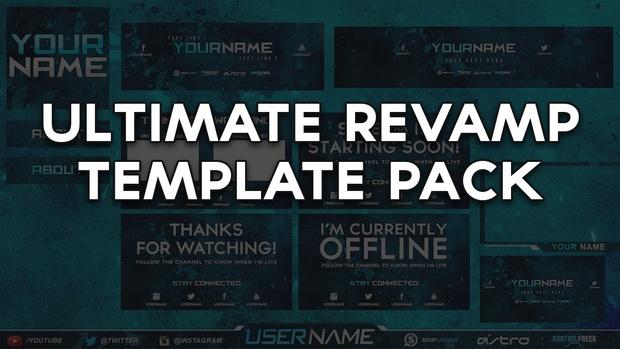 Free Ultimate Revamp Template Pack