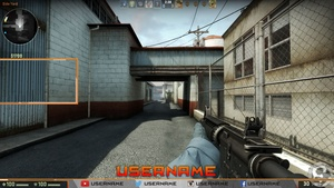 Free CS:GO Overlay Template