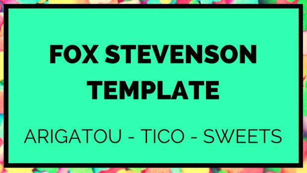 Fox Stevenson Template for FL Studio 12