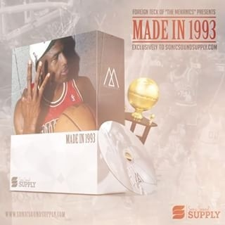 Foreign Teck Presents - Made in 1993 Kit