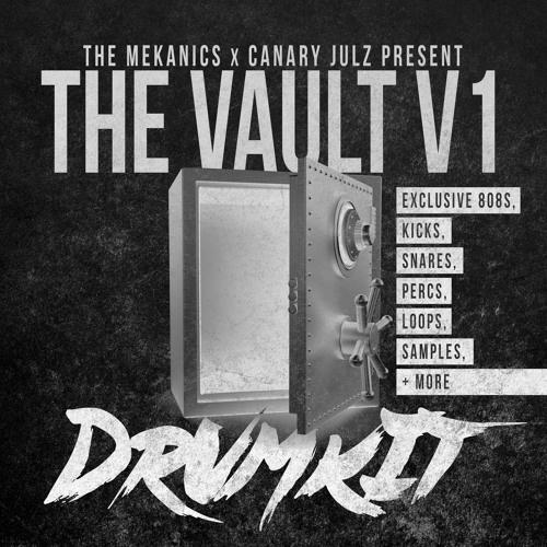 The Mekanics x Canary Julz The Vault Kit