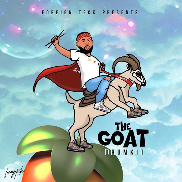 Foreign Teck Presents: The Goat Drumkit