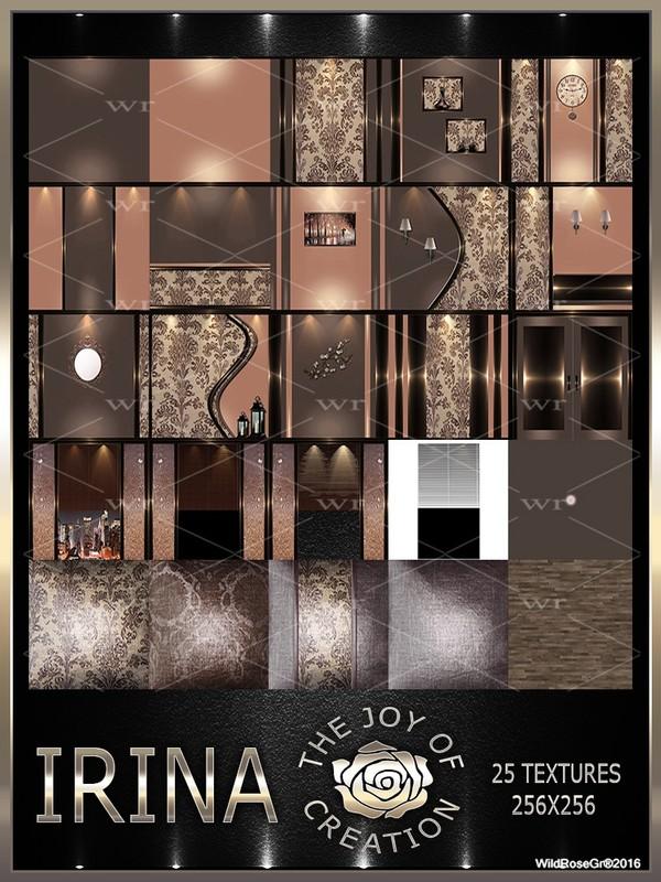 ~ IRINA TEXTURE PACK ~