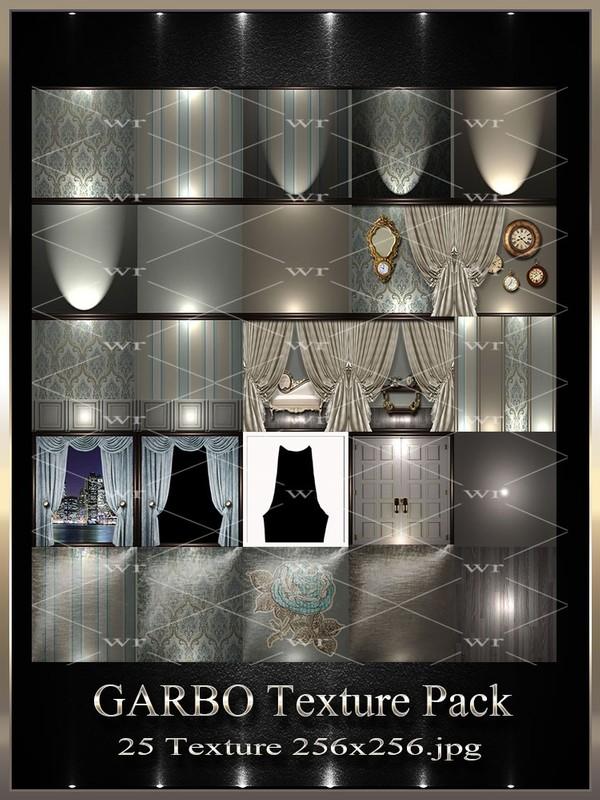 ~ GARBO IMVU TEXTURE PACK ~