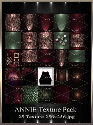 ~ ANNIE IMVU TEXTURE PACK ~