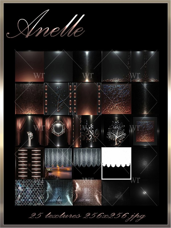 ~ ANELLE IMVU TEXTURE PACK ~