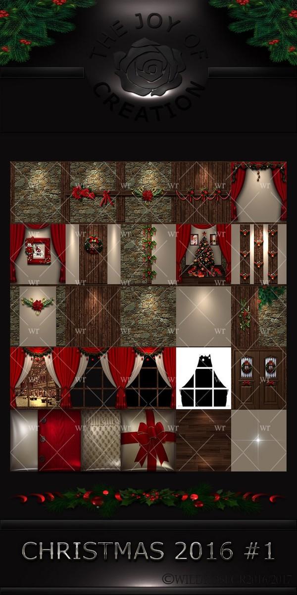 CHRISTMAS 2016 #1