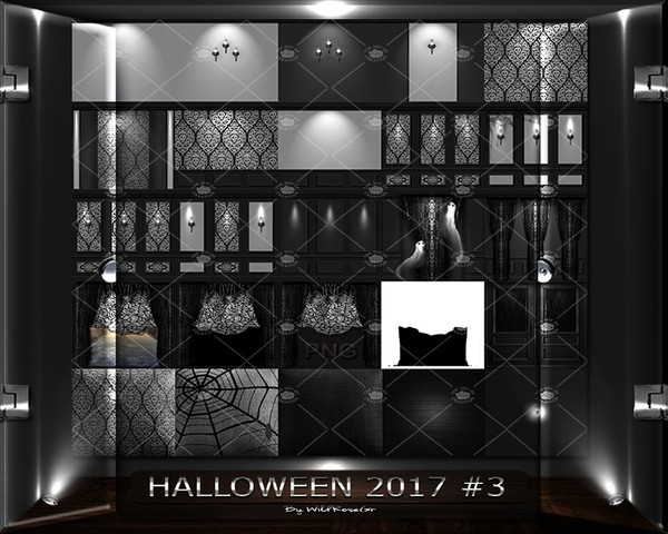 "OLDER COLLECTION "" HALLOWEEN '17 #3 """