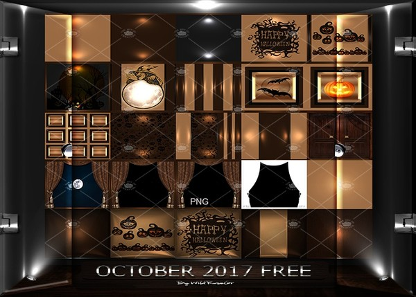 OCTOBER 2017 FREE TEXTURE PACK
