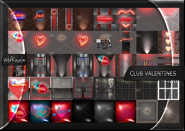 CLUB VALENTINES