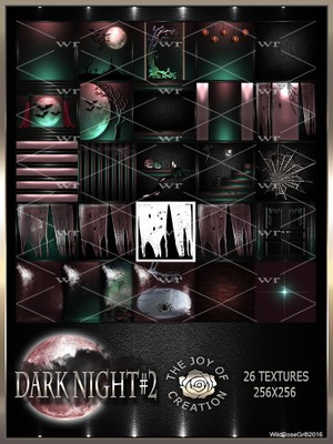 ~ DARK NIGHT #2 TEXTURE PACK ~ HALLOWEEN~