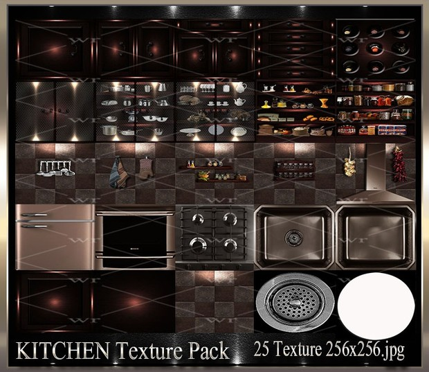 ~ KITCHEN IMVU TEXTURE PACK ~