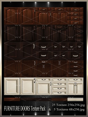 ~ FURNITURE DOORS IMVU TEXTURE PACK ~