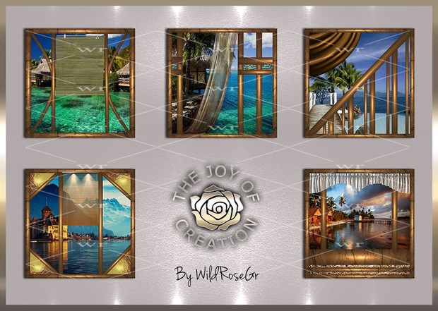 ~ SPECIAL WINDOWS #5 TEXTURE PACK ~