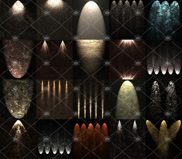 "OLDER COLLECTION "" MARBLE WALLS """
