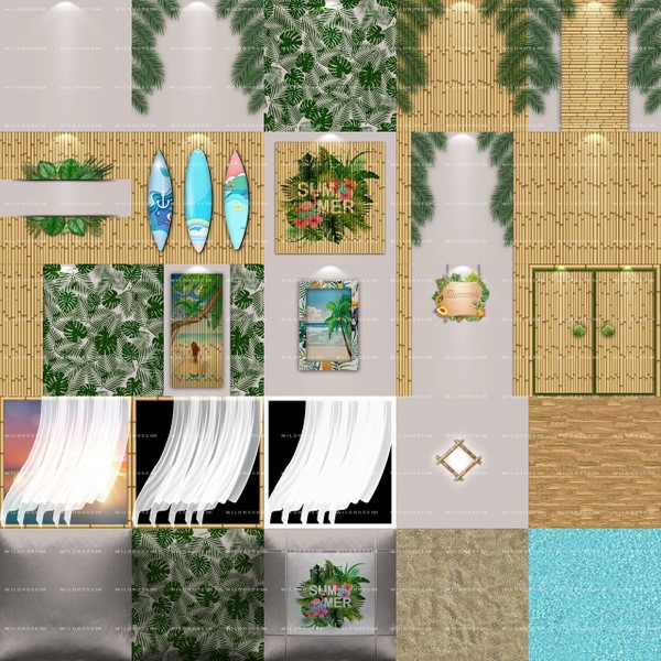 JUNE'S 2019 FREE TEXTURE PACK