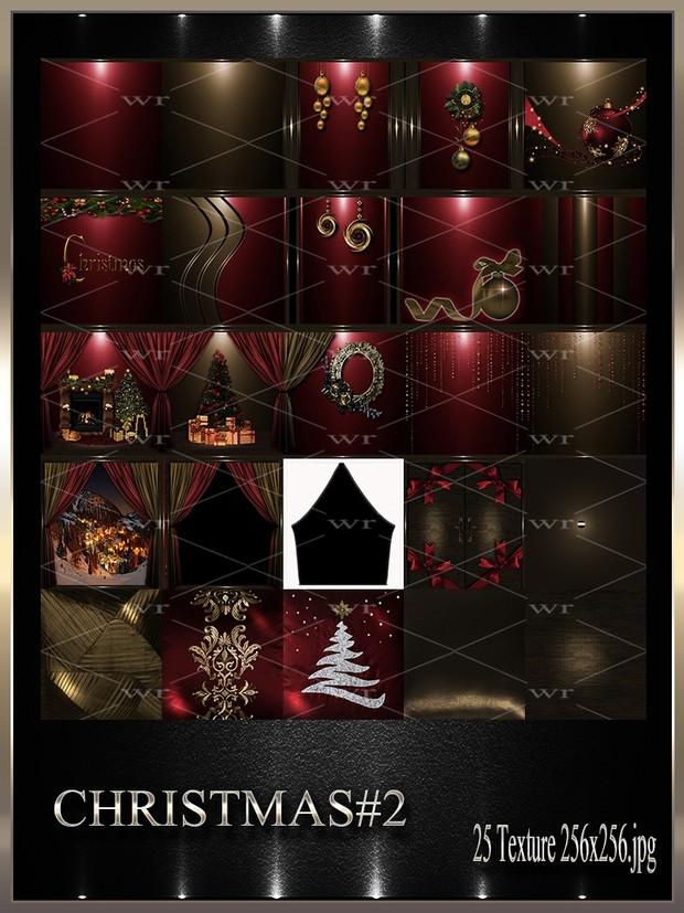 ~ CHRISTMAS #2 IMVU TEXTURE PACK ~