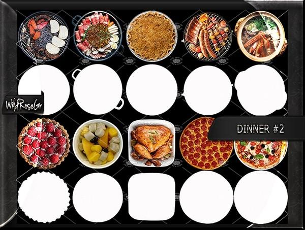 DINNER SET #2