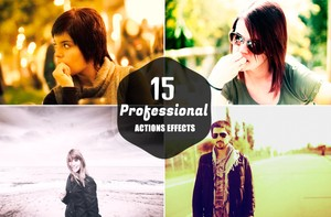 15 Professional Actions Effects