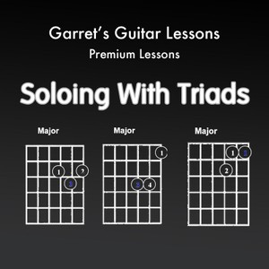 Soloing With Triads