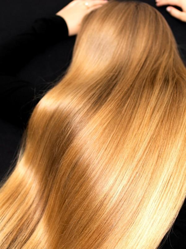 PHOTO SET - Nora's perfect shiny hair photoshoot