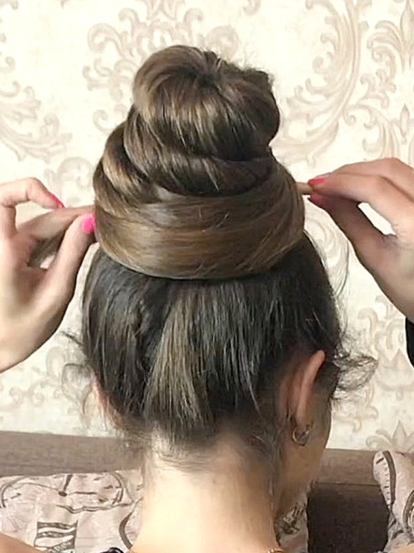 VIDEO - Super big buns