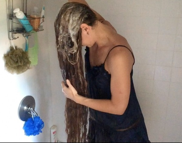 VIDEO - Rapunzel´s wet, heavy wash