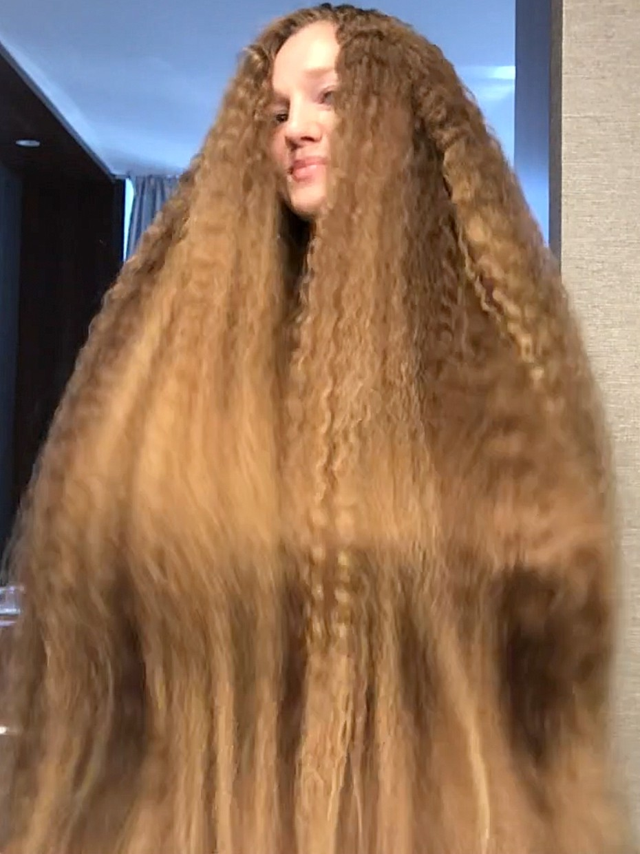 Video Ultra Thick Afro Hairstyle Realrapunzels
