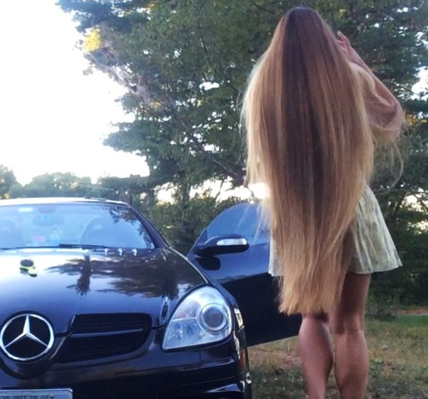 VIDEO - Rapunzel´s car
