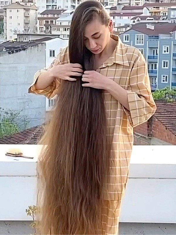 VIDEO - Extreme braids
