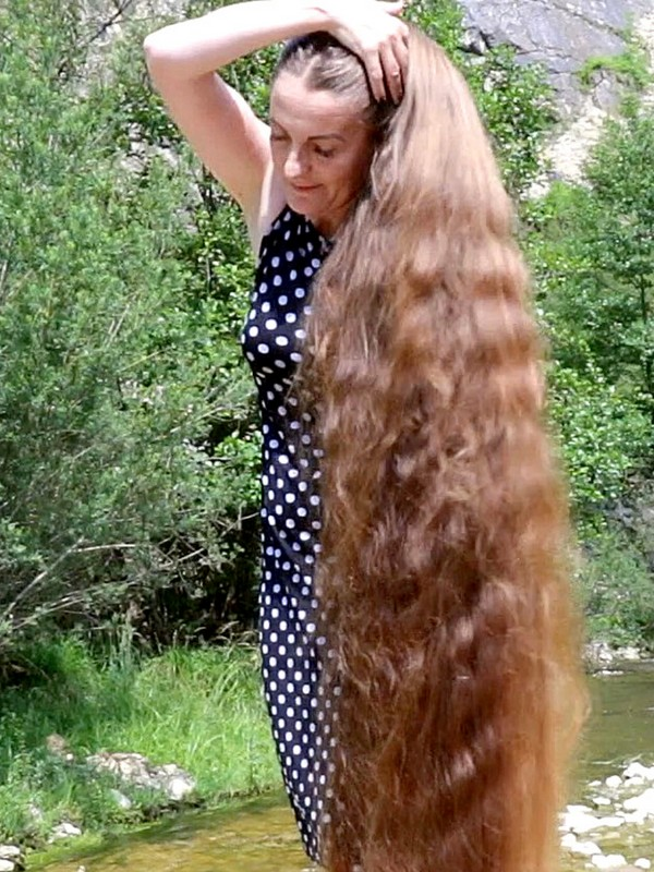 VIDEO - River Rapunzel