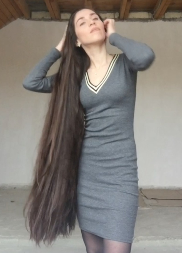 VIDEO - Superthick hair 2