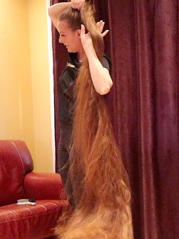 VIDEO - Miracle hair