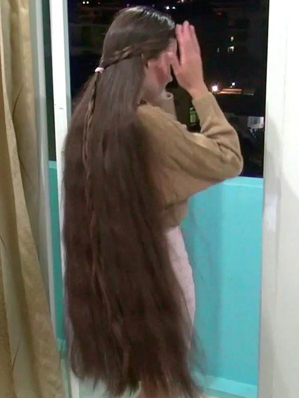 VIDEO - Rapunzel's apartment