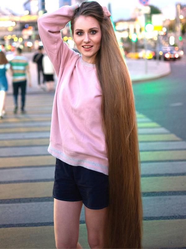 PHOTO SET - Evening Rapunzel