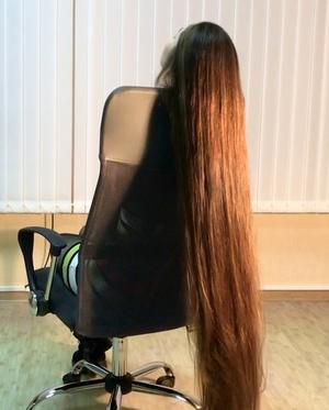 VIDEO - Office Rapunzel