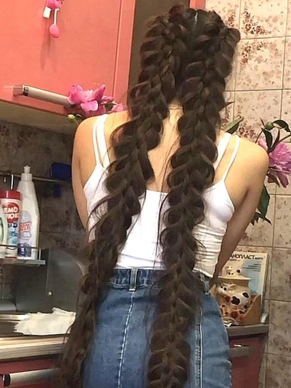 VIDEO - Special braids in kitchen