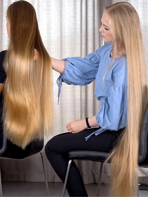 VIDEO - Rapunzel love doing bundrops!