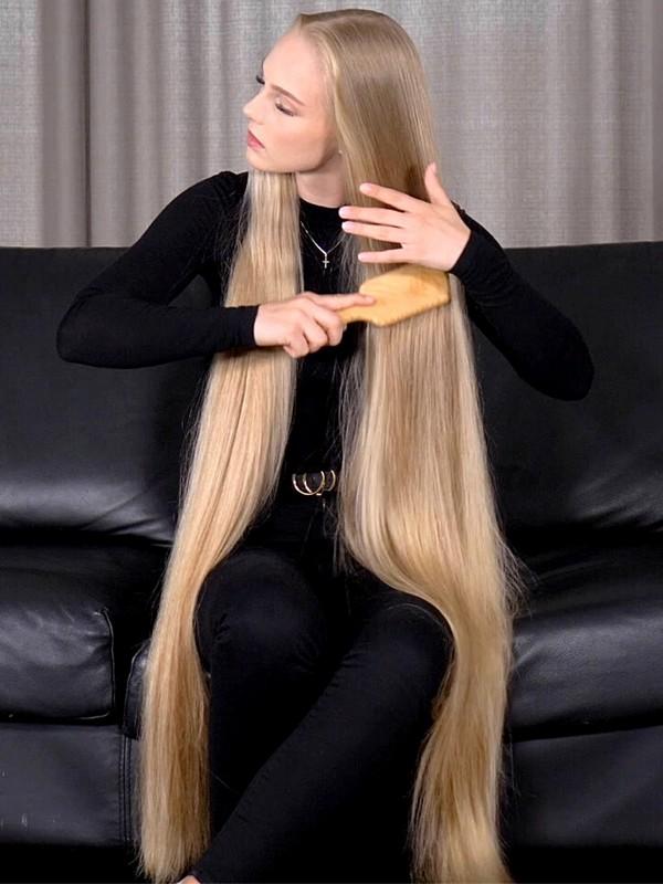 VIDEO - Heavenly silk