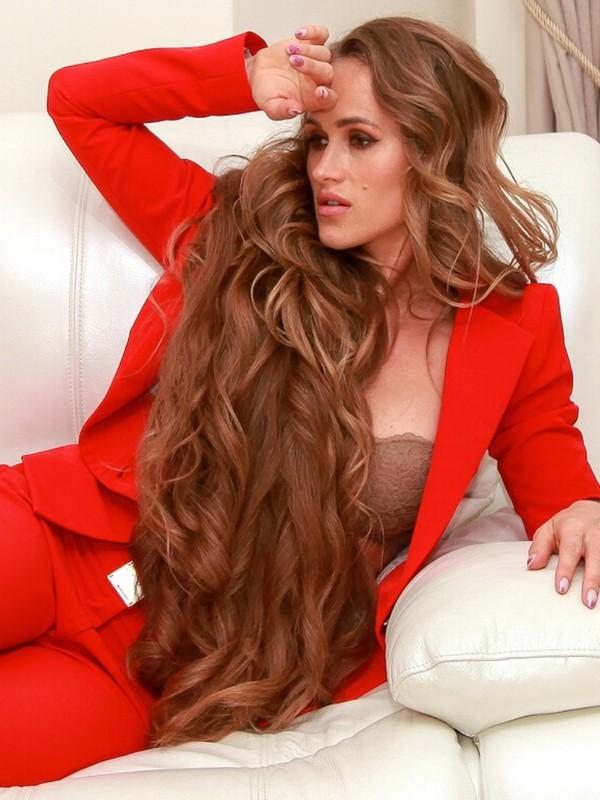 PHOTO SET - Red Luxury photoshoot