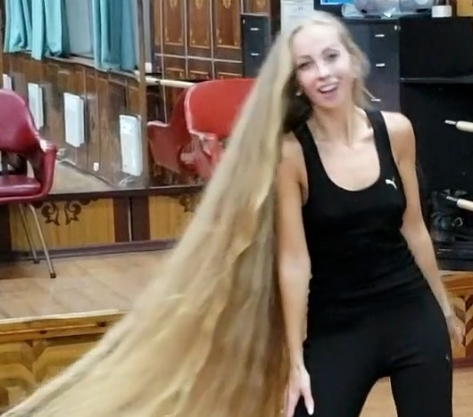 VIDEO - Rapunzel's exercise 2