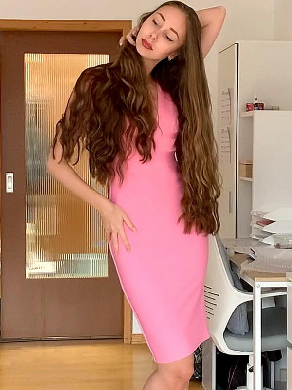 VIDEO - Beauty in pink