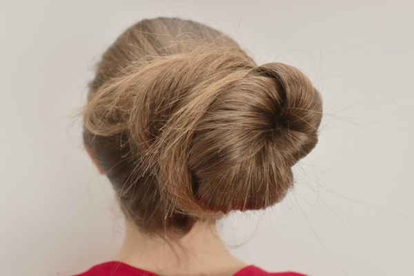PHOTO SET - Suzana's buns photoshoot
