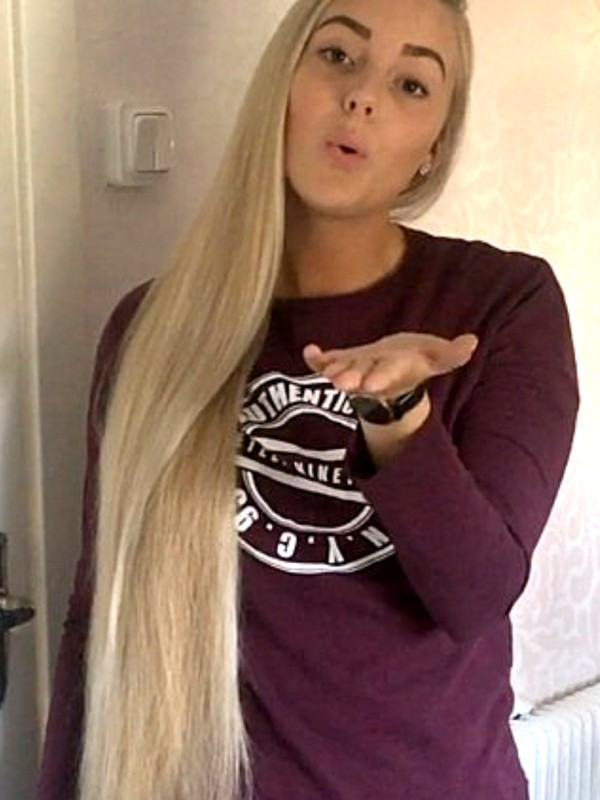 VIDEO - Swedish fishtail braid