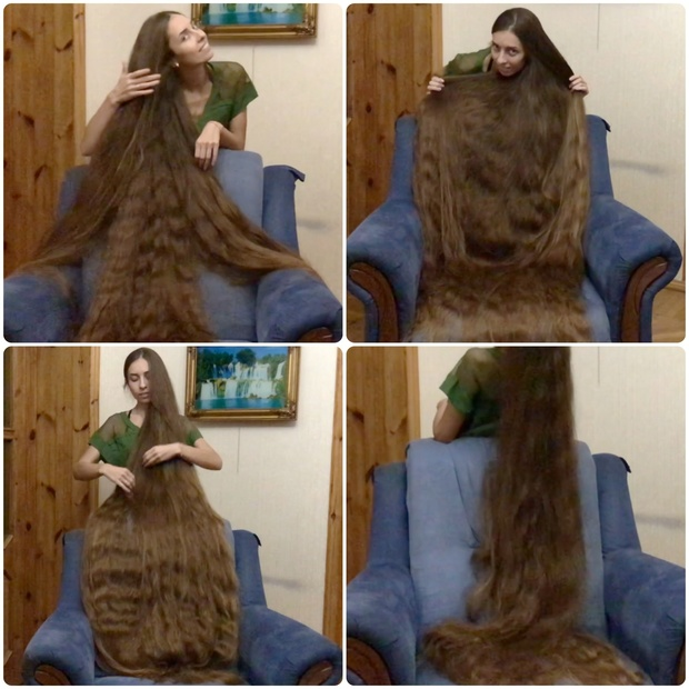 VIDEO - The hair chair