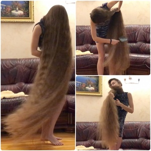 VIDEO - Perfect hair, perfect play
