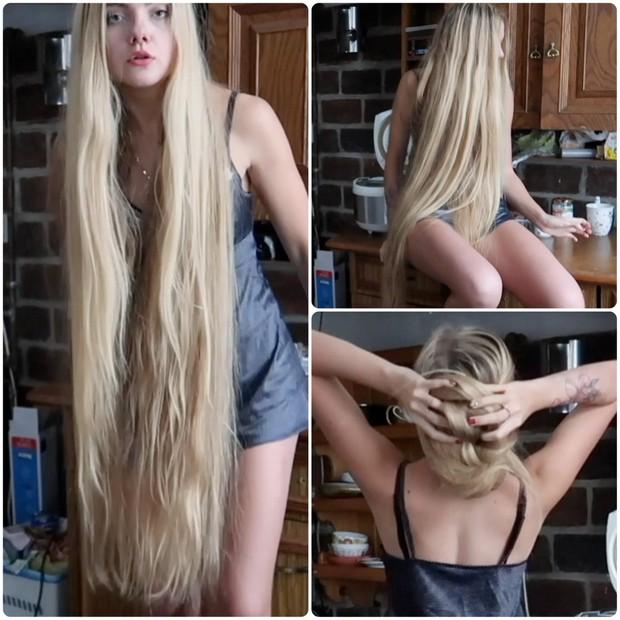 VIDEO - Blonde morning